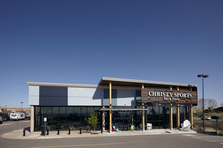 christy sports ski and snowboard rental location in park meadows