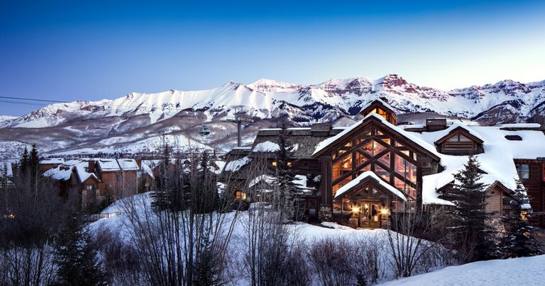 Christy Sports - Telluride Mountain Lodge store front