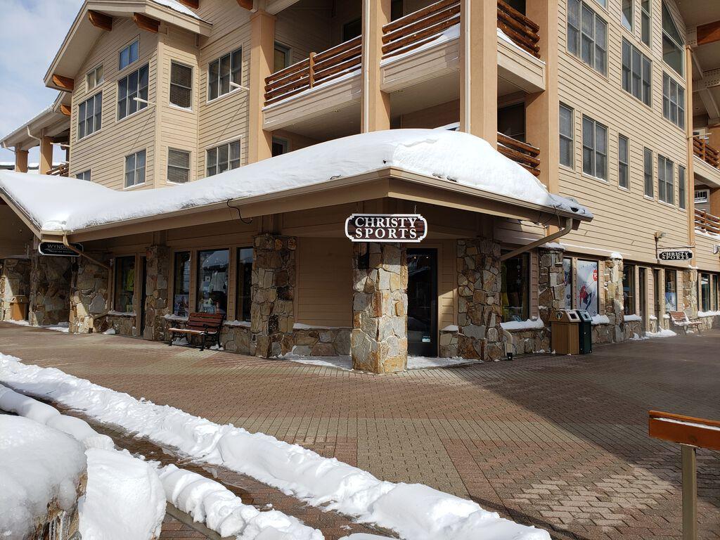 Christy Sports - Deer Valley Storefront
