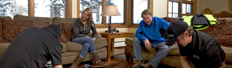 Door 2 Door Ski & Snowboard Rental Deliver