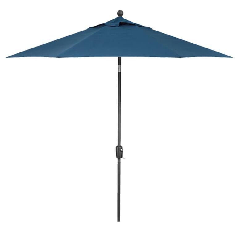 Blue Patio Umbrella