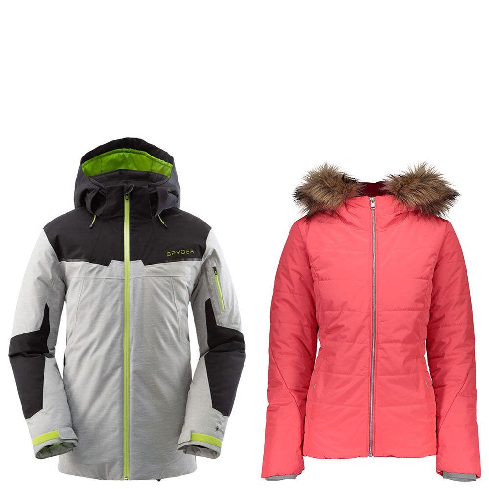 mens and womens ski jackets