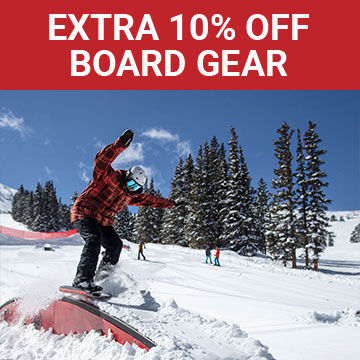 Extra 10% Off Board Gear
