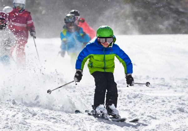 junior premium ski rental packages
