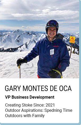 Gary Montes De Oca