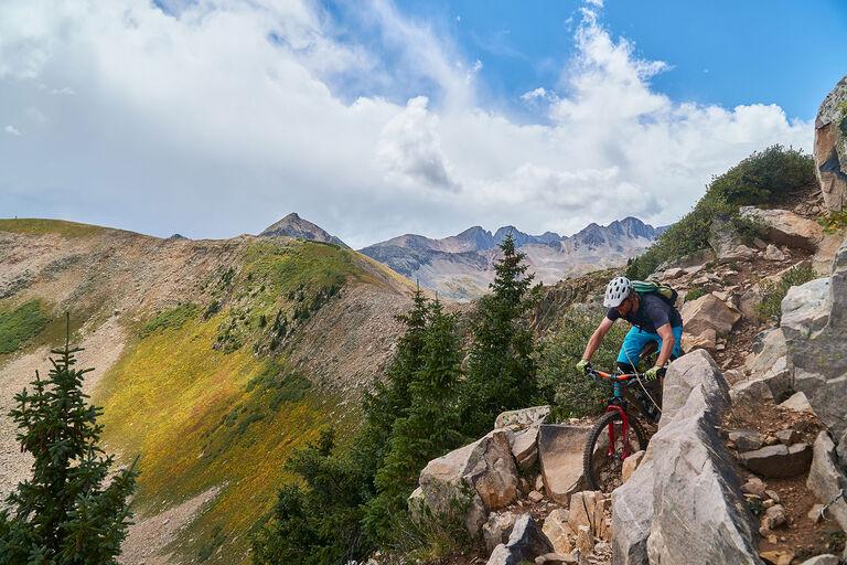 Christy Sports Downhill Bike Rental