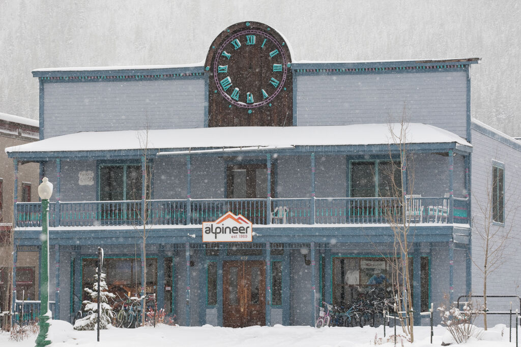 The Alpineer in crested butte