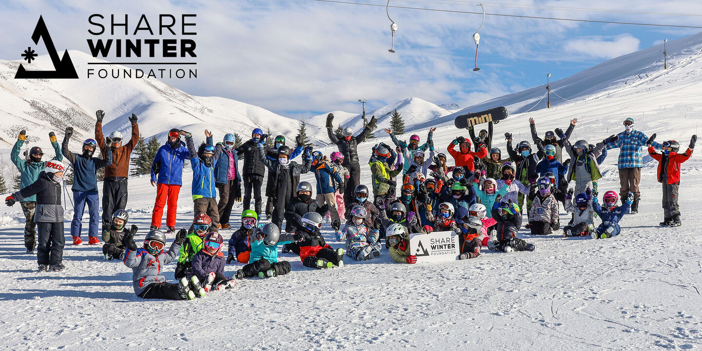 Share Winter Foundation improving the lives of youth through winter sports.