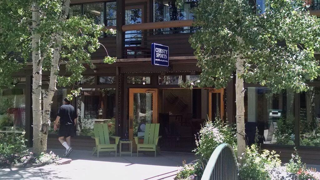 Christy Sports - Littleton Event Center store front