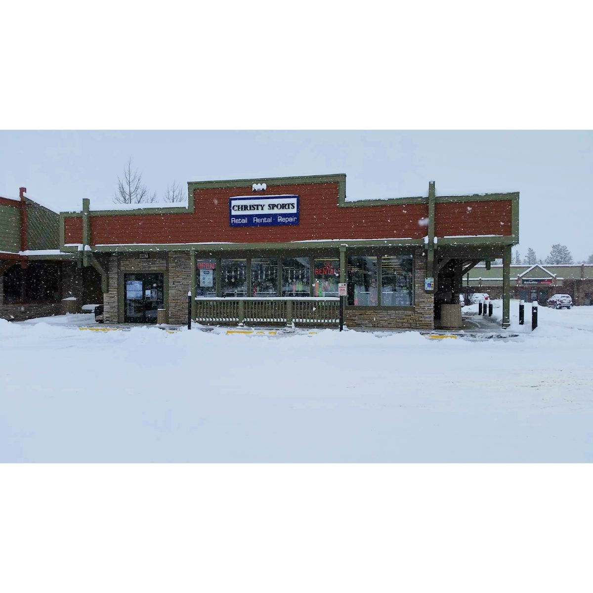christy sports ski and snowboard rental location in frisco