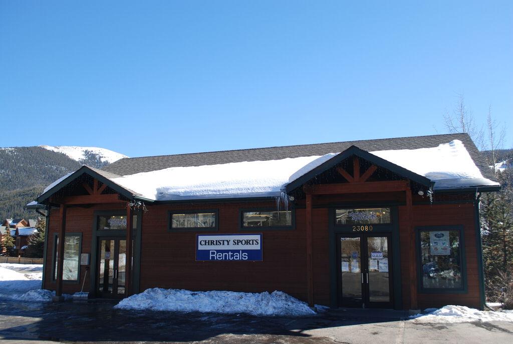 christy sports snake river ski and snowboard rental location in keystone