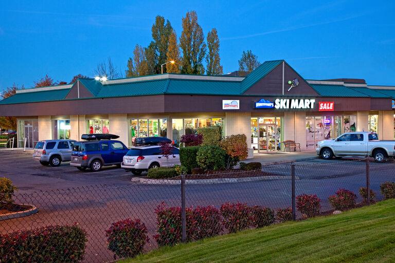 Ski Mart Tacoma store front