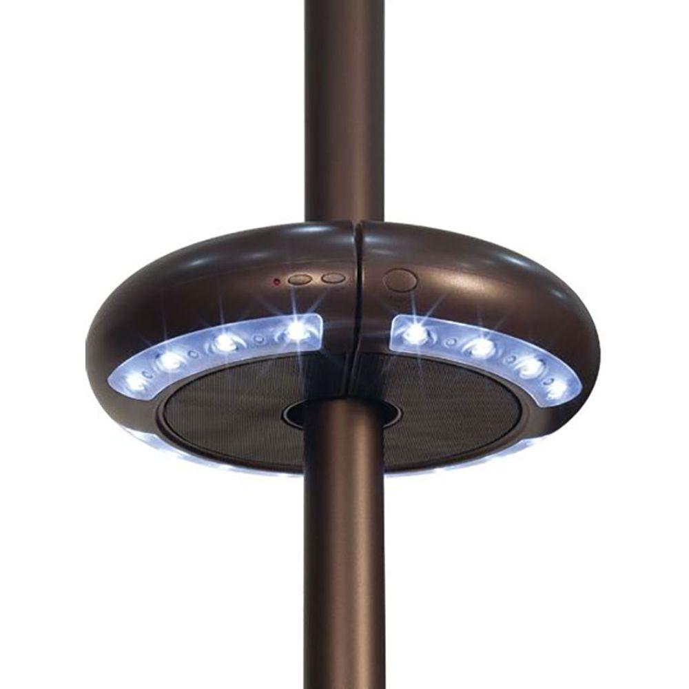 Clamp-on Umbrella LED Light