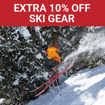 Extra 10% Off Ski Gear