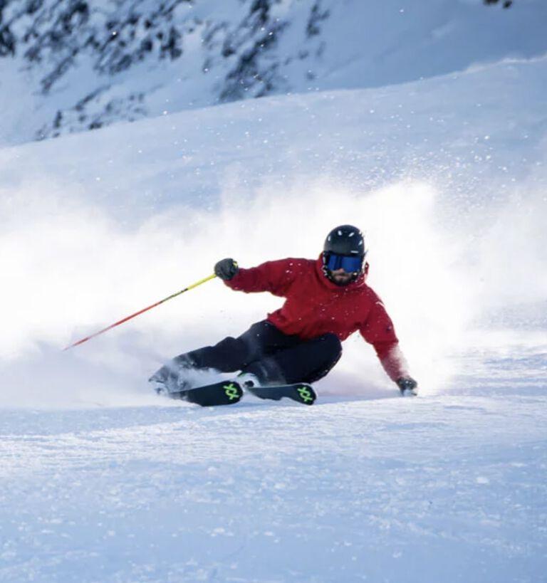 volkl agro skiing