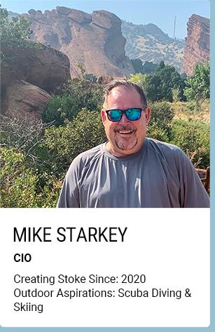Mike Starkey CIO