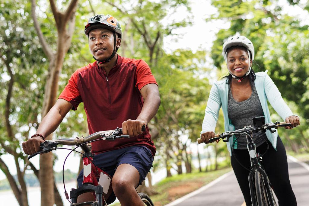 Christy Sports Bike Network - Path riding