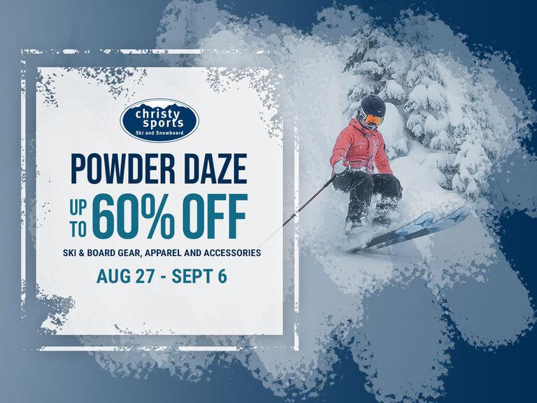 powder daze 2021