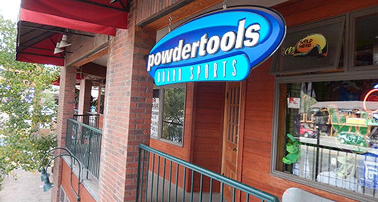 powder tools snowboard shop and rentals in winter park