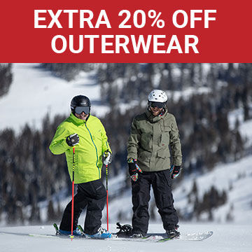 Extra 20% Off Outerwear