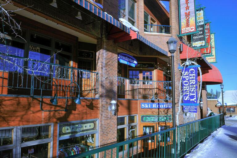 Christy Sports - Winter Park Storefront