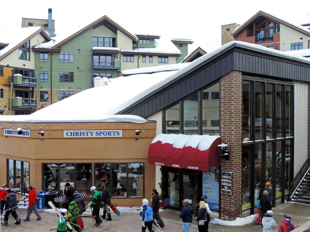 Christy Sports - Steamboat Gondola store front