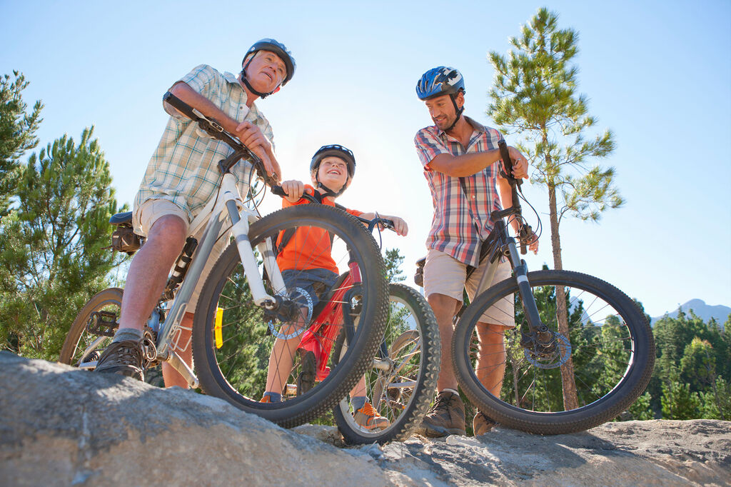 Chritsy Sports Bike Network - Family Riding