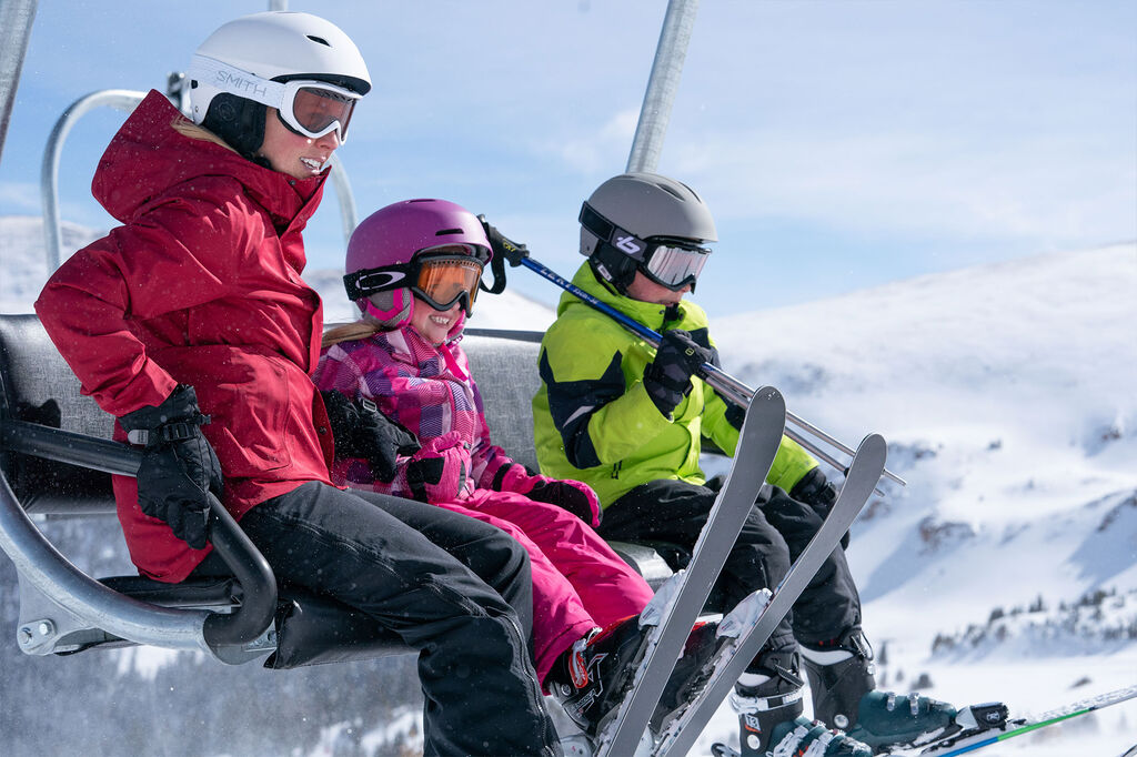 seasonal ski and snowboard rental for the entire family