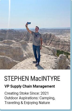 Stephen macintyre vp supply chain management