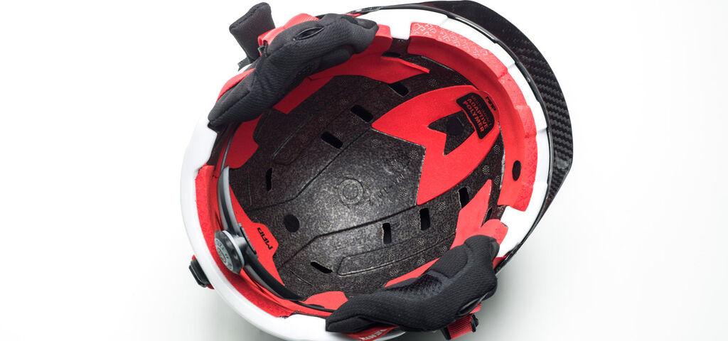 Marker MAP helmet tech
