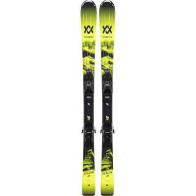 Volkl Deacon JR VMotion Skis - Boys 21/22