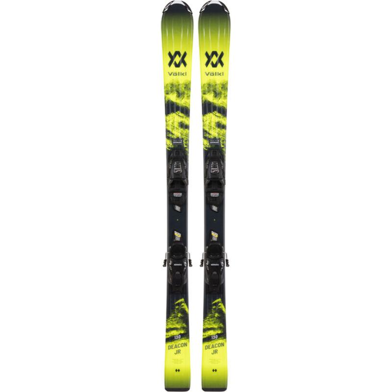 Volkl Deacon JR VMotion Skis Boys image number 0