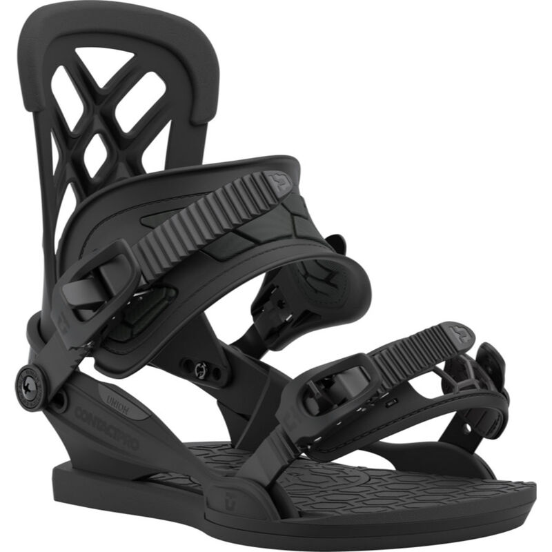 Union Contact Pro Snowboard Bindings Mens image number 1