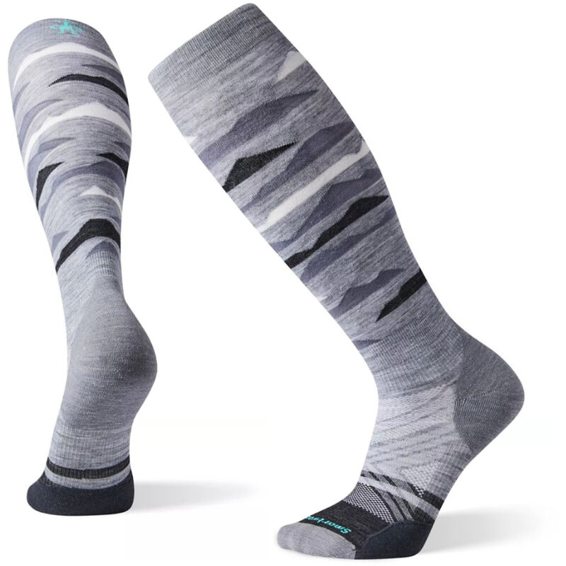 Smartwool PhD Ski Light Elite Pattern Socks Mens image number 0