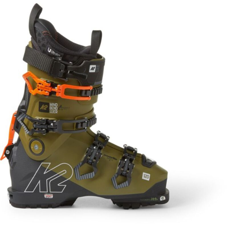 K2 Mindbender 120 Ski Boots Mens image number 0