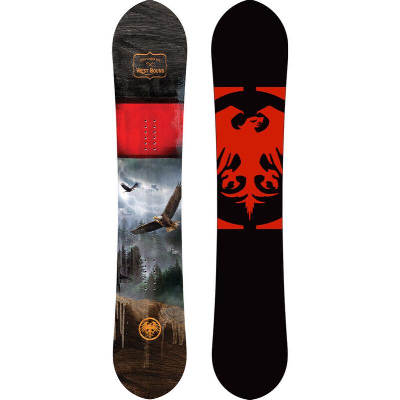 Never Summer West Bound X Snowboard Mens image number 0
