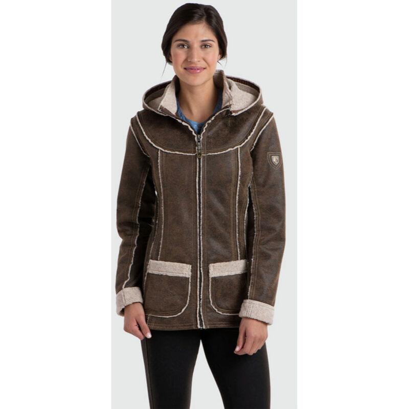 Kuhl Dani Sherpa Jacket Womens image number 0