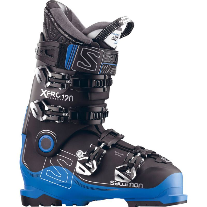 Salomon X Pro 120 Ski Boots - Mens - 2016/2017 image number 0