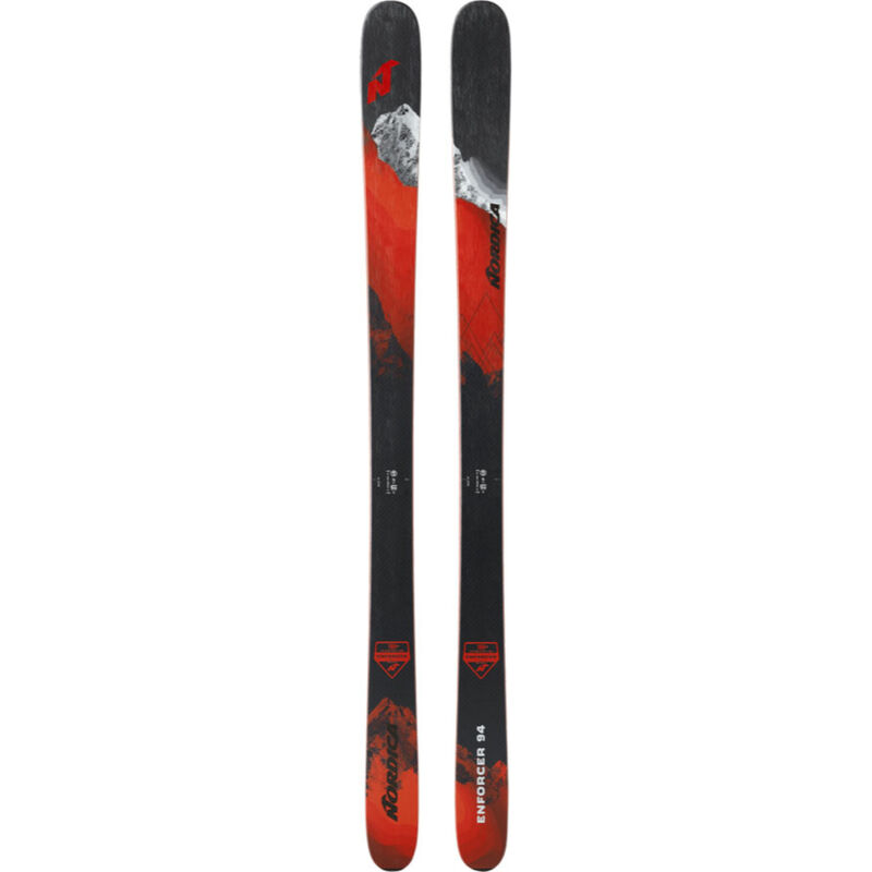 Nordica Enforcer 94 Skis - Mens 20/21 image number 0