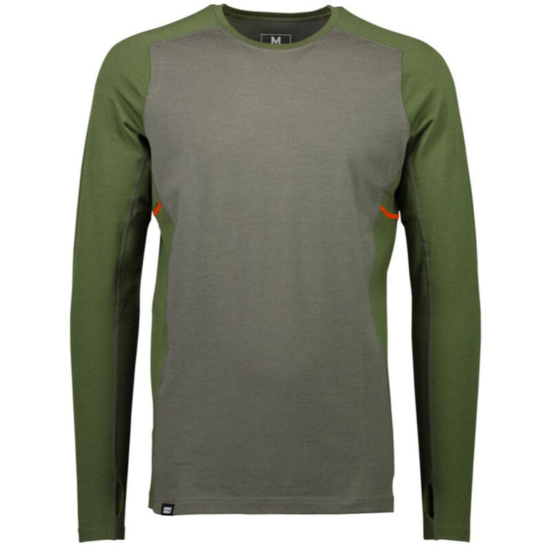 Mons Royale Olympus 3.0 Long Sleeve - Mens image number 0