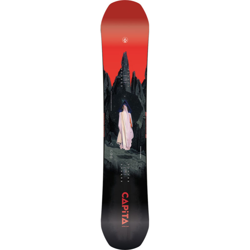 CAPiTA Defenders Of Awesome Snowboard - Mens 20/21 image number 2