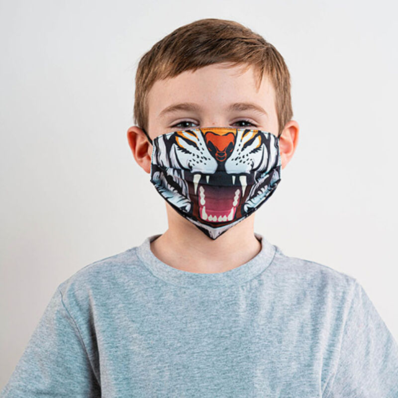 SA Company Face Mask Kids image number 1