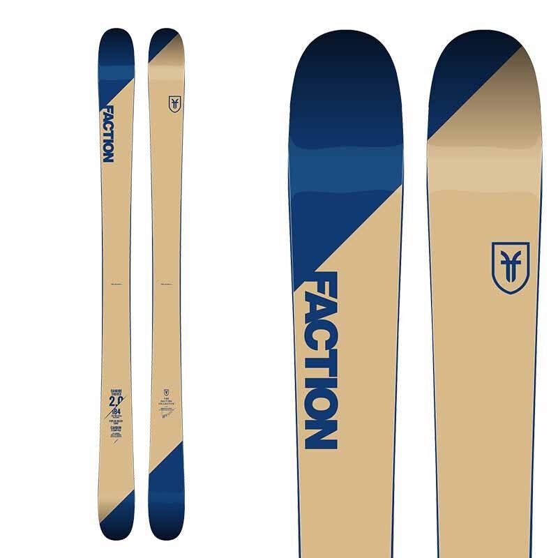 Faction Candide 2.0 Skis Mens image number 0
