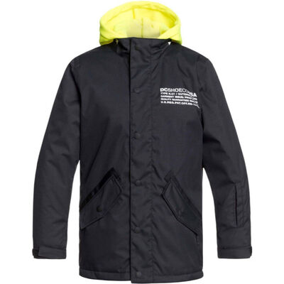 DC Union Jacket - Boys - 19/20