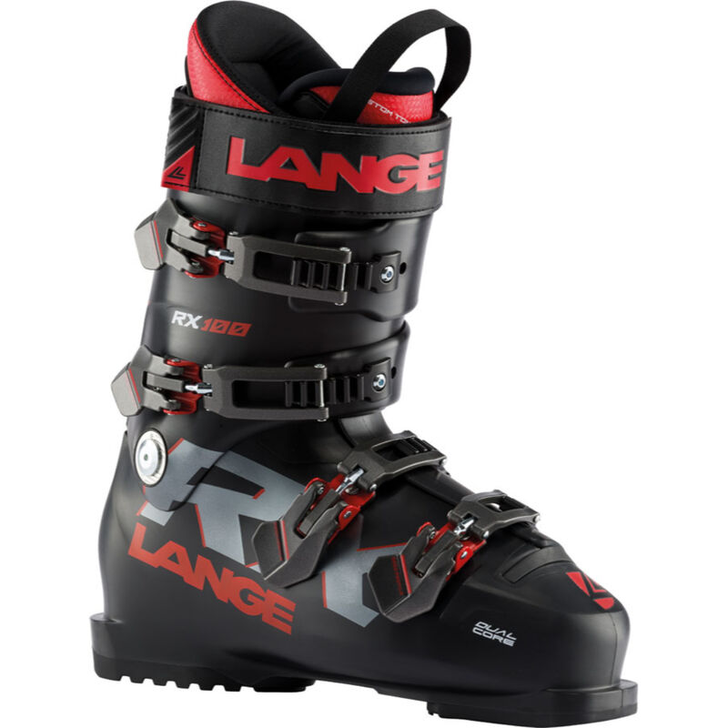 Lange RX 100 Ski Boots Mens image number 0