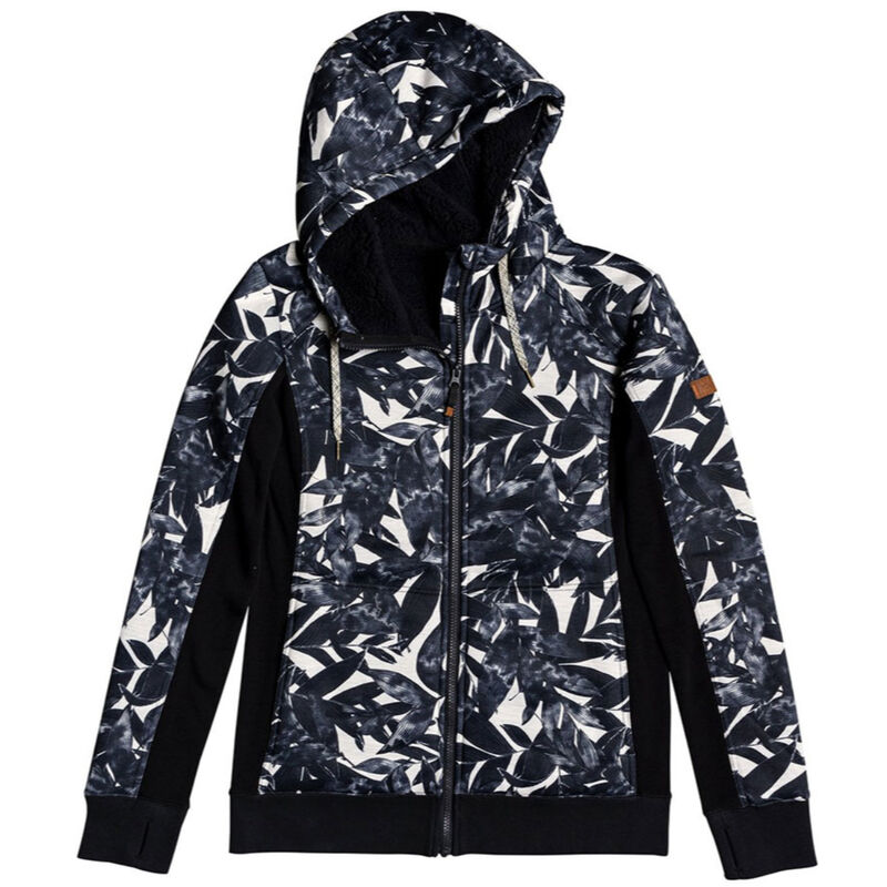 Roxy Frost Technical Zip-Up Hoodie - Womens image number 0