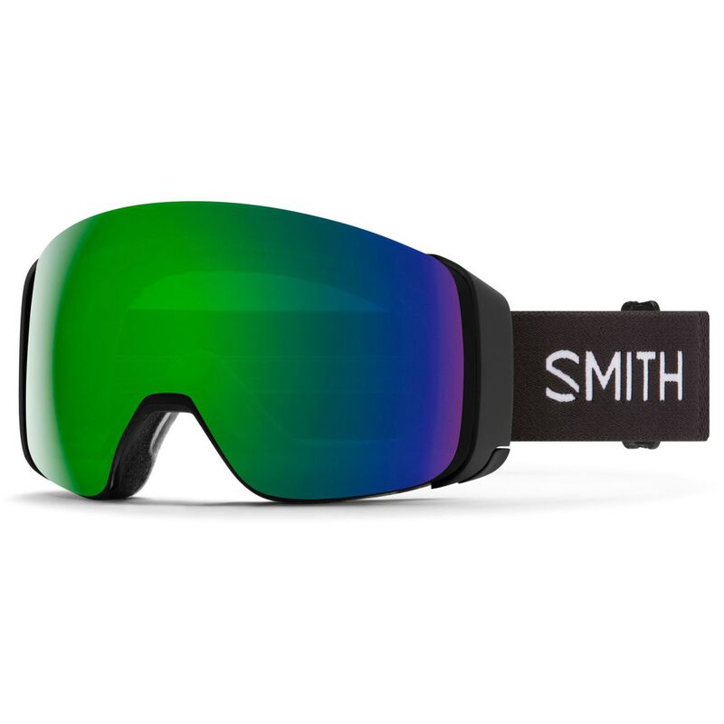 Smith 4D MAG Sun Green Mirror Goggle image number 0