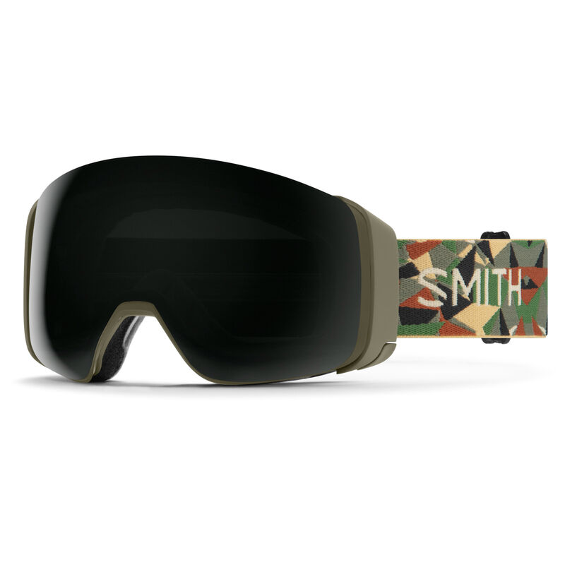 Smith 4D Mag Goggles + Chromapop Sun Black Lens image number 0