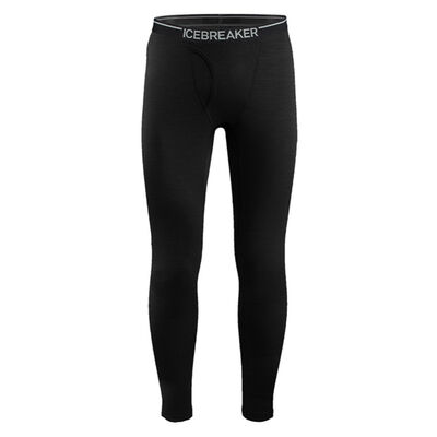 Icebreaker Oasis Leggings w/ Fly - Mens