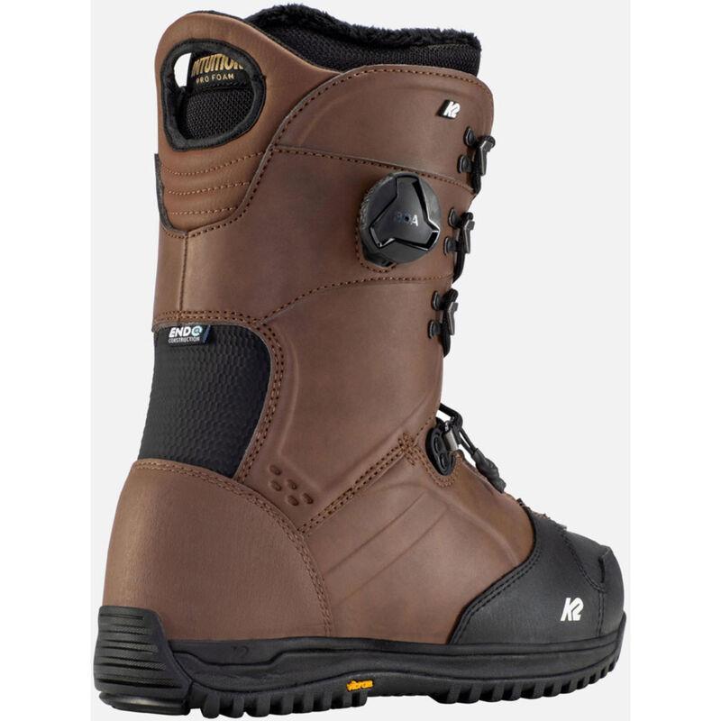 K2 Ender Snowboard Boots Mens image number 2